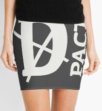 Death P.A.C.T. (hanger logo) Mini Skirt