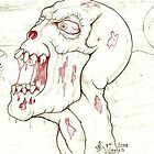 zombie von PJScoggins