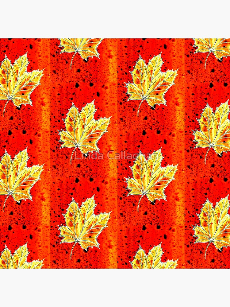 Falling Leaves - Autumn by LindArt1