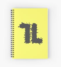 The Losers! (hanger logo) Spiral Notebook
