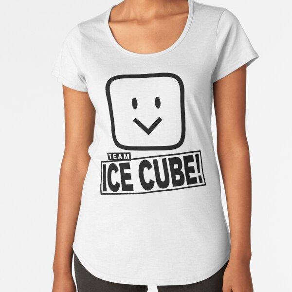 Team Ice Cube! (hanger logo) Premium Scoop T-Shirt