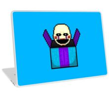 Five Nights at Freddy's 2 - Pixel art - The Puppet in the box Laptop Skin