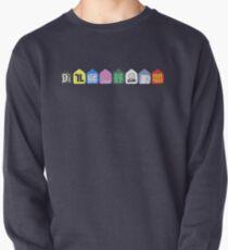 Team Hangers Pullover Sweatshirt