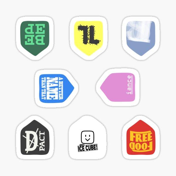 Team Hangers Sticker