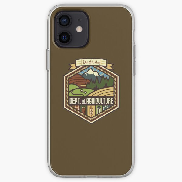 Settlements Welcome iPhone Soft Case