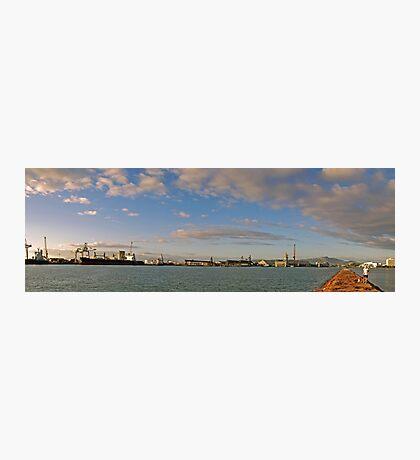 Townsville Port - Sunrise Photographic Print