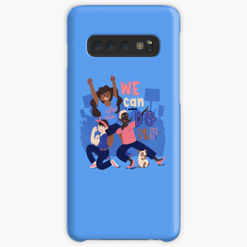 We Can Do It (Together) Case & Skin for Samsung Galaxy