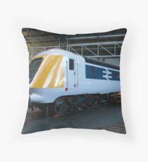 Prototype High Speed train power car No 41001(photo) Throw Pillow