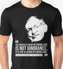 RIP Stephen Hawking 2018 Unisex T-Shirt