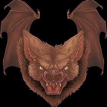 Vampire Bat by jfells