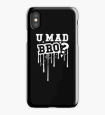 You Mad Bro iPhone Case/Skin