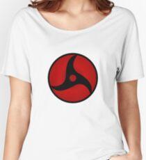 Naruto sharingan Women's Relaxed Fit T-Shirt