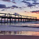 Sunrise at Main Beach by Peter Doré