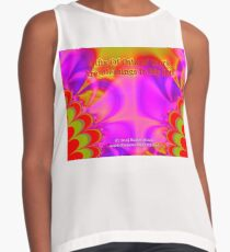Gifts Of Others' Work Are Blessings In My Life Sleeveless Top