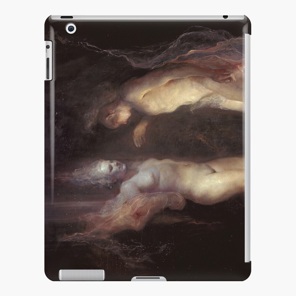 Drifting Funda y vinilo para iPad