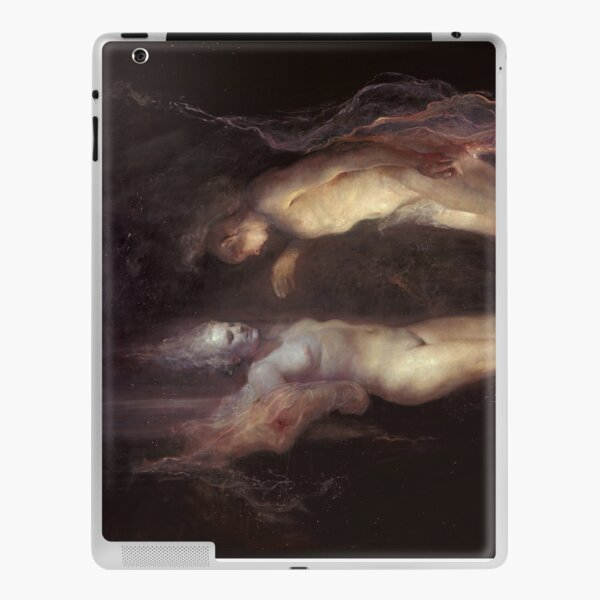 Drifting iPad Skin