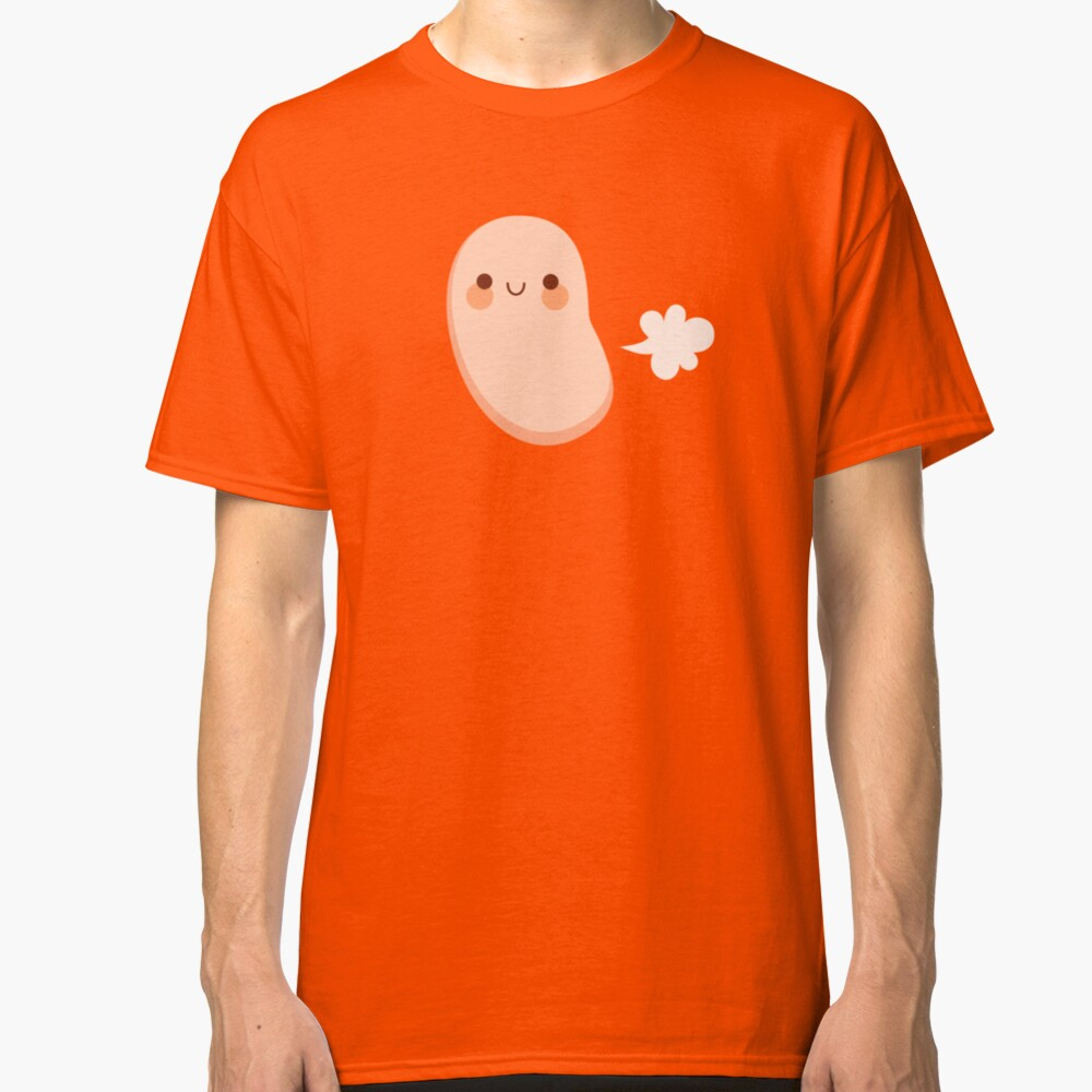 Baked beans farting Classic T-Shirt