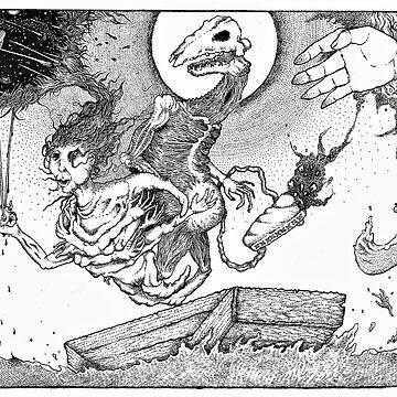 The Flaying of Mullah Badi by MackVanLobster