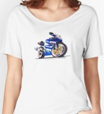 Suzuki GSX-R750 Women's Relaxed Fit T-Shirt