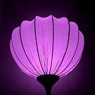 Violet Tinting by Ritva Ikonen