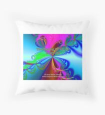 The Sharing Of My Art Is My Gift Floor Pillow