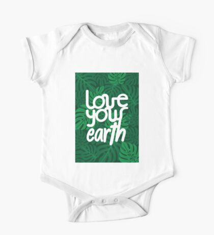 Love your Earth Kids Clothes