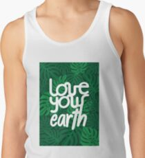 Love your Earth Tank Top