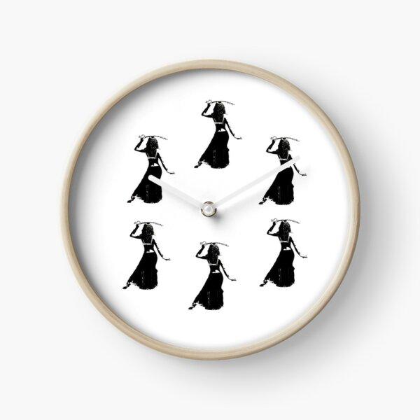Gypsy dancer Clock