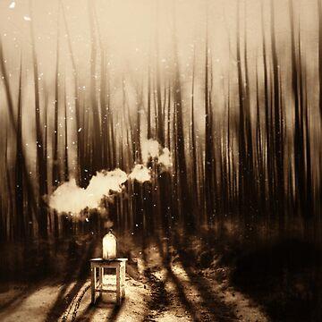 bosque mágico by dandelionimage