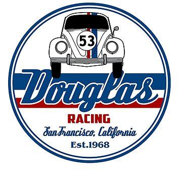 Douglas racing  by edcarj82