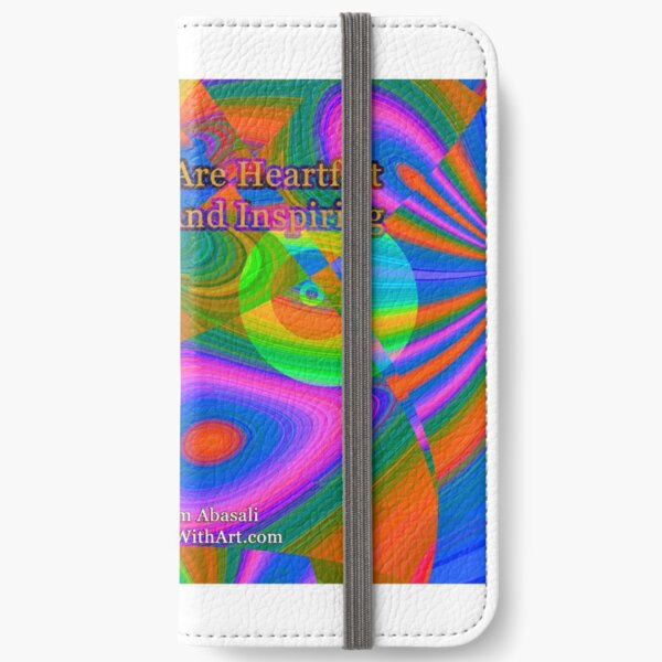 Gifts Of Love Are Heartfelt iPhone Wallet