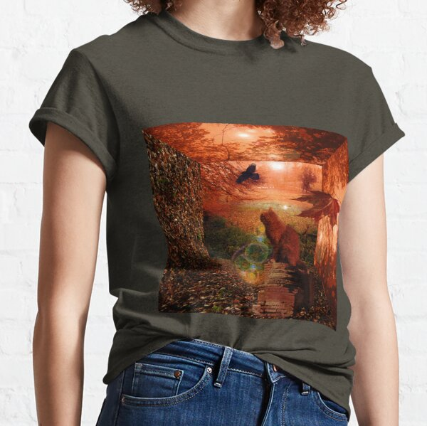 Waiting for the  perfect moment Classic T-Shirt