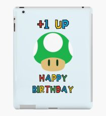 Happy Birthday - one UP iPad Case/Skin