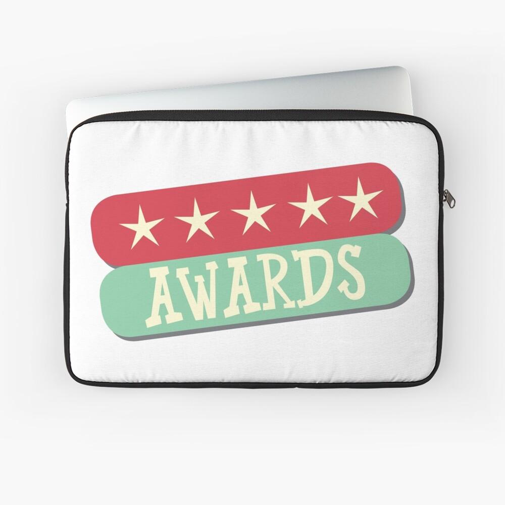 Stars and awards Laptop Sleeve