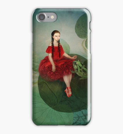 Thumbelina (Däumelinchen) iPhone Case/Skin