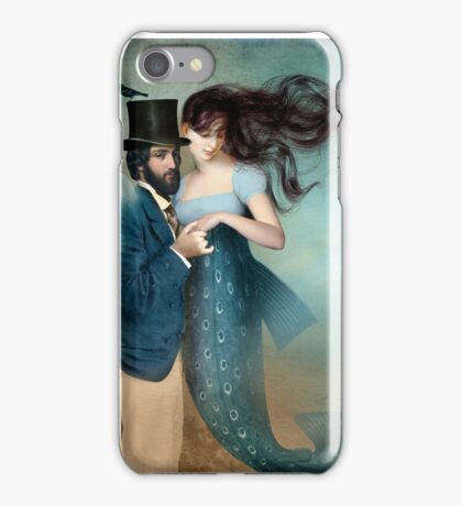 A Mermaids Love iPhone Case/Skin