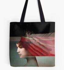 Portrait 10 Tote Bag
