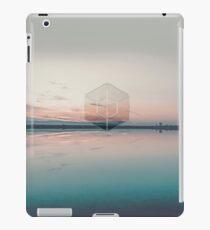 Tranquil Landscape Geometry iPad Case/Skin