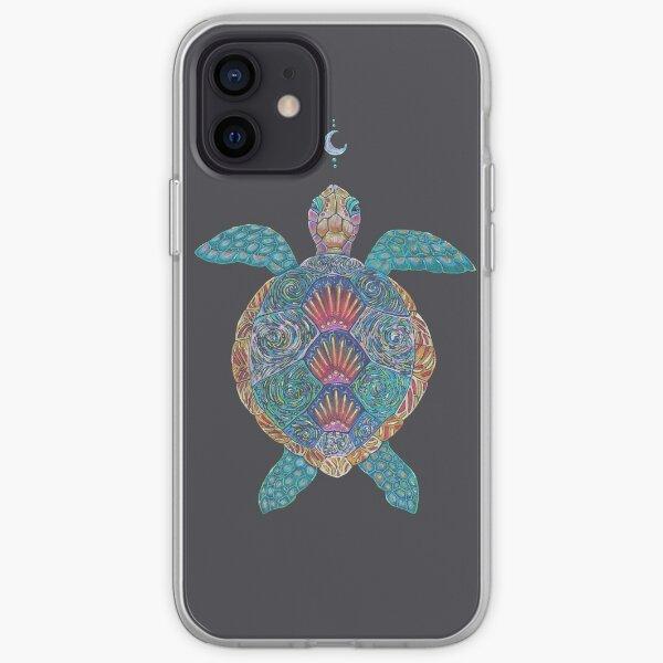 Turtle Totem iPhone Soft Case