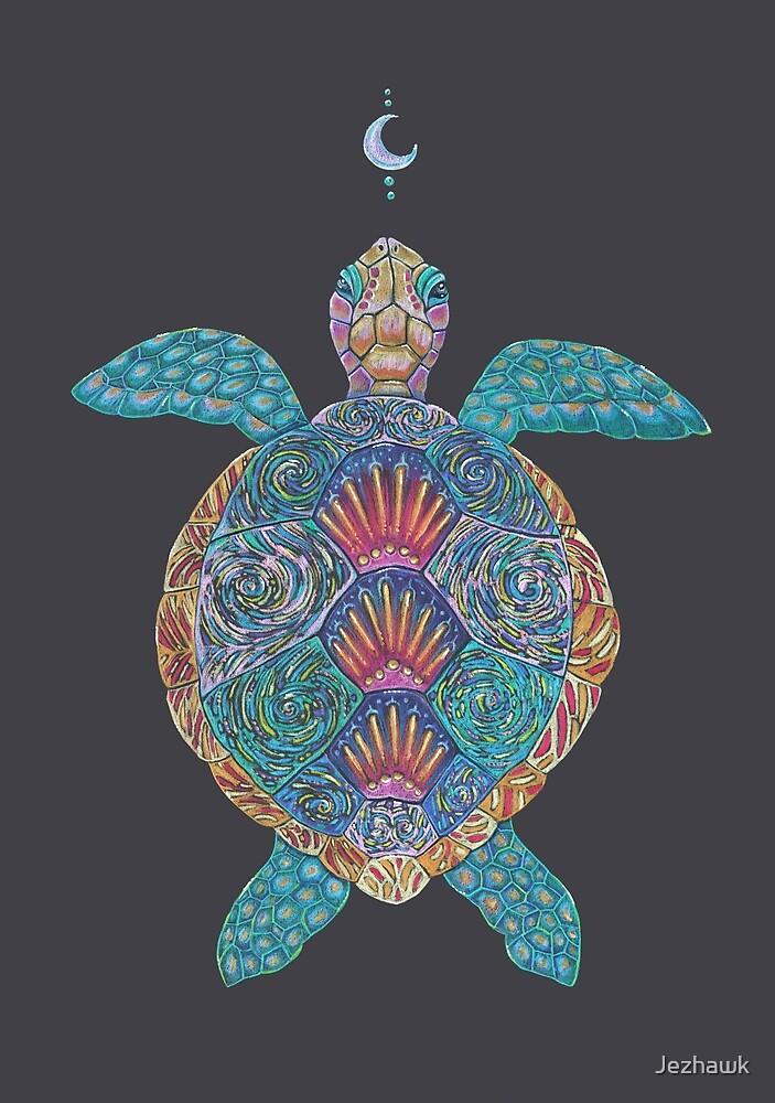 Turtle Totem by Jezhawk
