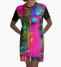 Vibrancy 3 Graphic T-Shirt Dress