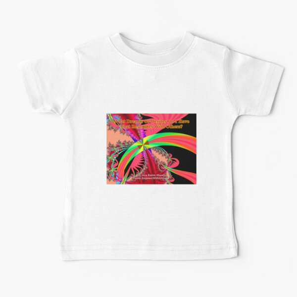 My Dreams And Desires Baby T-Shirt