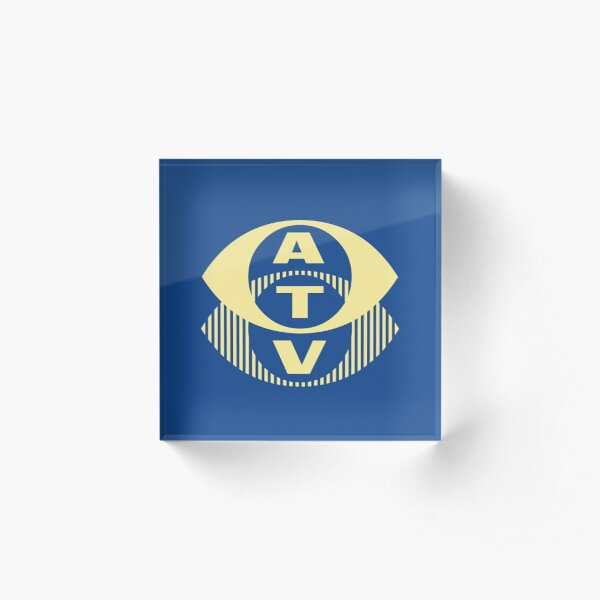 ATV Acrylic Block