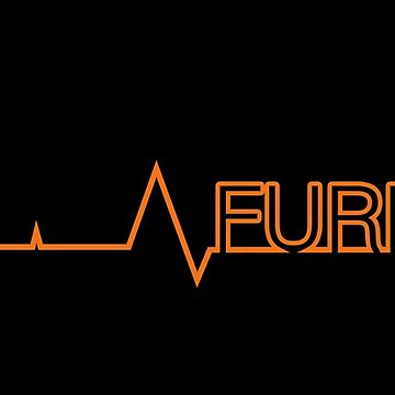Furry Heartbeat Shirt by JaneFlame