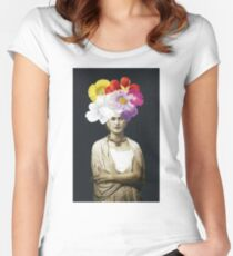 Beautiful Frida Women's Fitted Scoop T-Shirt