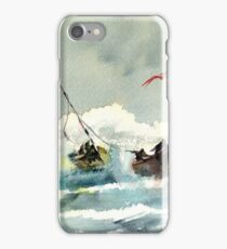 Rescue! iPhone Case/Skin