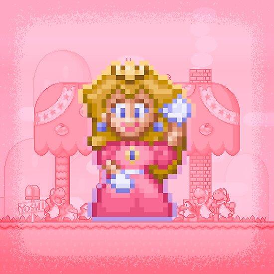 Peach Princess by likelikes