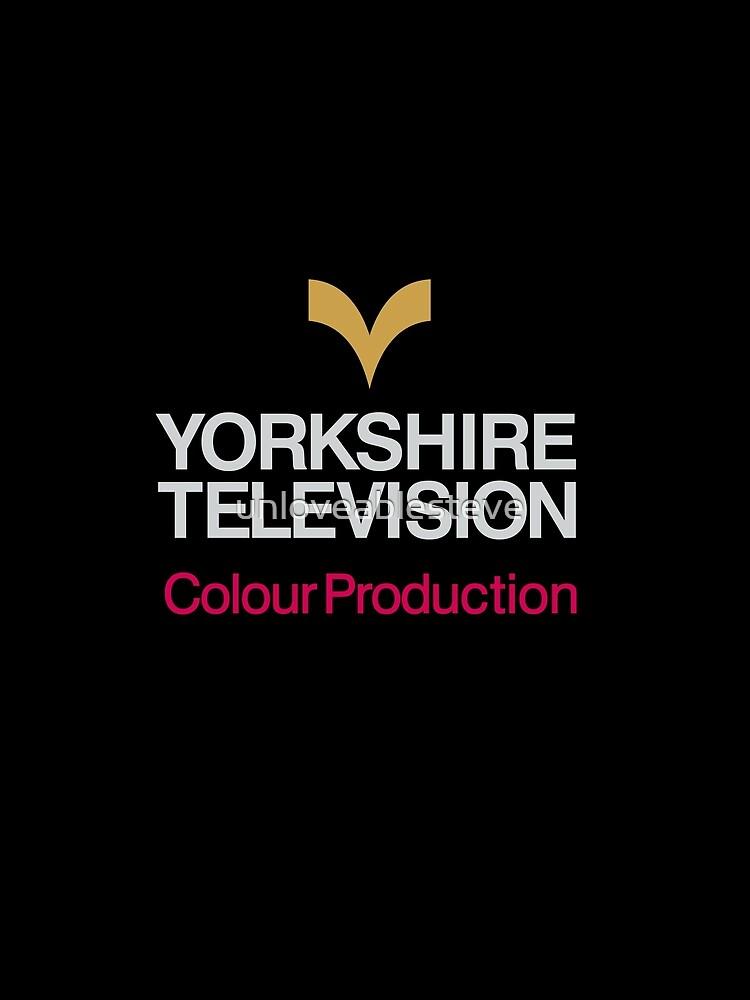 Logo de Yorkshire TV de unloveablesteve