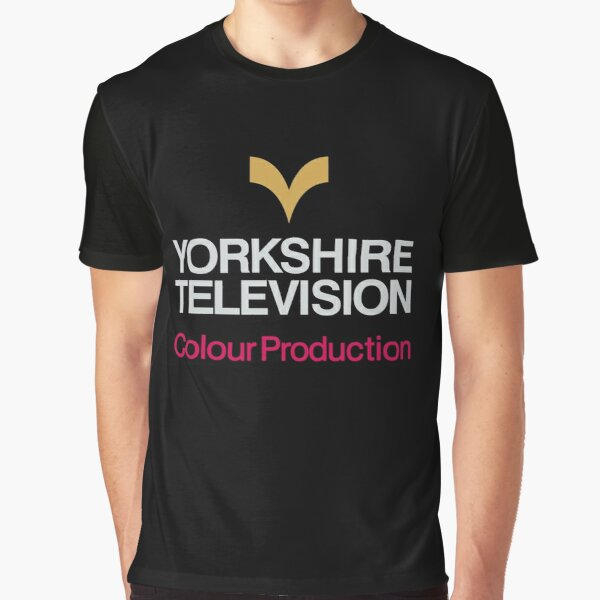 Yorkshire TV logo Graphic T-Shirt