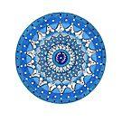 Peace Mandala by AnitaShree